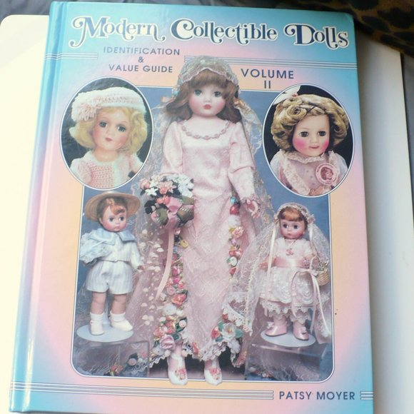❤️ Modern Collectible Dolls Book by Patsy Moyer 11
